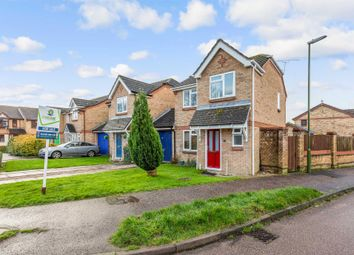 Thumbnail 3 bed link-detached house for sale in Swan Close, Southwater, Horsham