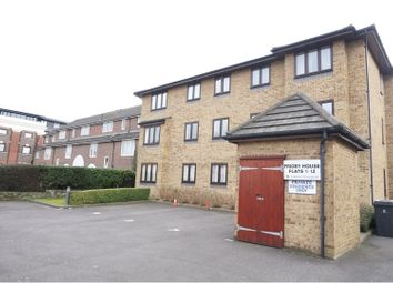 Thumbnail 2 bed flat to rent in Folkestone Road, Dover