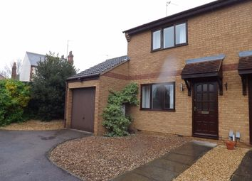 Thumbnail 3 bed semi-detached house to rent in Bates Close, Higham Ferrers, Rushden