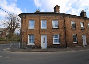 Thumbnail 3 bed end terrace house for sale in Church Street, Tiverton