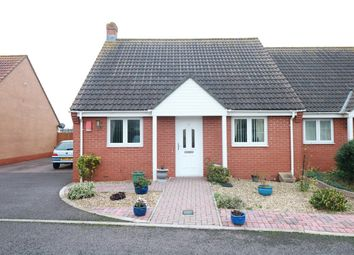 Thumbnail 2 bed bungalow for sale in Watcombe Close, Worle