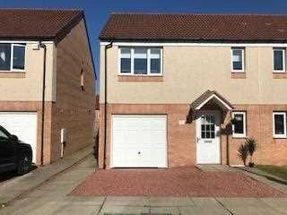 3 bed semi-detached house for sale in Sisman Place, Larbert FK5