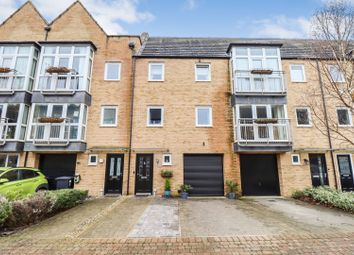 Holly Blue Close, St. Neots PE19. 4 bed town house for sale