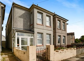 Thumbnail 3 bedroom semi-detached house for sale in Chard Road, Plymouth
