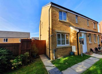 Thumbnail 3 bed semi-detached house for sale in Heol Y Creyr Bach, Penyrheol, Swansea