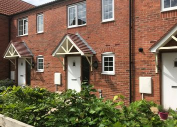 Thumbnail 2 bed terraced house for sale in Perry Close, Spalding
