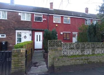 Thumbnail 2 bedroom terraced house for sale in Middlesex Road, Stockport, Greater Manchester