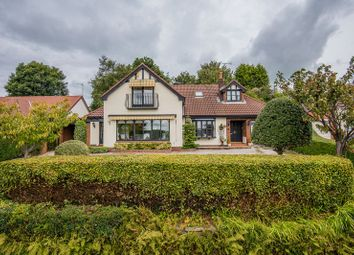 Thumbnail 4 bed detached house for sale in Wood Lane, Parbold, Wigan