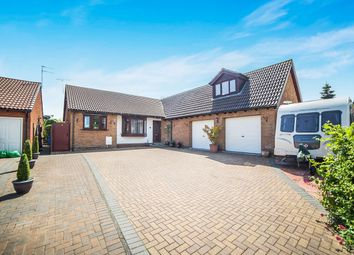 Thumbnail 4 bed detached house for sale in Winton Close, Seghill, Cramlington