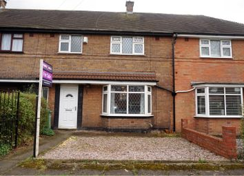 Thumbnail 3 bedroom terraced house for sale in Cartmel Crescent, Oldham