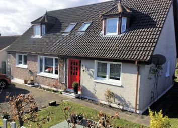 Thumbnail 4 bed detached house for sale in 4 Gordon Terrace, Fearn, Tain