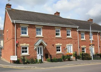 Thumbnail 4 bedroom town house for sale in Glebe Place, Highworth