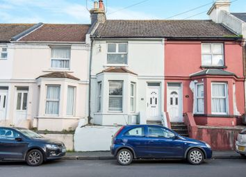 Thumbnail 3 bed terraced house for sale in Battle Road, St. Leonards-On-Sea