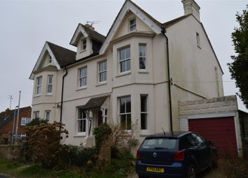 Thumbnail 5 bed semi-detached house for sale in Belle Hill, Bexhill-On-Sea