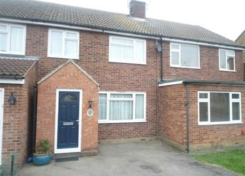 Thumbnail 3 bed terraced house to rent in Meadgate Avenue, Chelmsford, Essex
