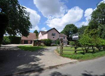 Thumbnail 6 bed detached house for sale in Middlewood Green, Earl Stonham, Stowmarket, Suffolk