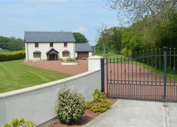 Thumbnail 4 bed detached house for sale in Killan Road, Dunvant, Swansea