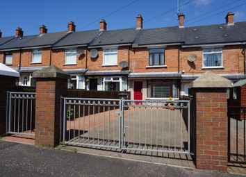 Thumbnail 2 bed terraced house for sale in Brompton Park, Belfast