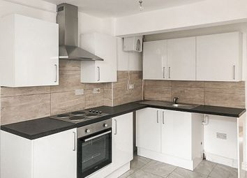 Thumbnail 2 bed flat to rent in Lower High Street, Wednesbury