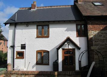 Thumbnail 2 bed cottage for sale in Church Lane, Mapperley, Ilkeston