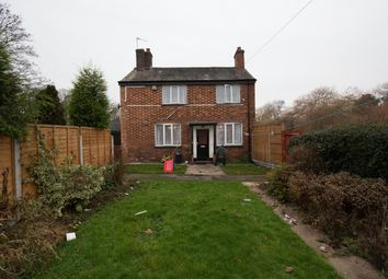 Thumbnail 3 bed detached house for sale in Recreation Road, Coventry
