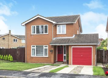 Thumbnail 3 bedroom detached house for sale in Croyland Way, Crowland, Peterborough