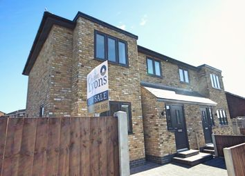 Thumbnail 3 bed semi-detached house for sale in Pump Lane, Chelmsford