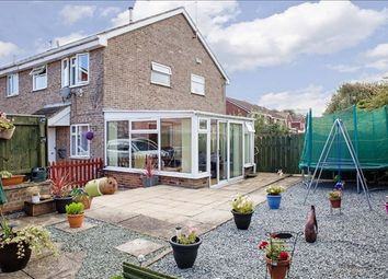Thumbnail 1 bed detached house for sale in Fieldside Garth, Hull