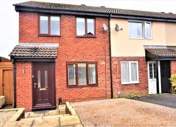 Thumbnail 3 bed semi-detached house for sale in Mill End, Newton Abbot