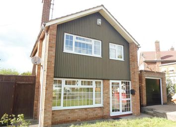 Thumbnail 3 bed detached house to rent in Fishpools, Braunstone, Leicester