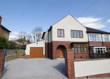 4 bed semi-detached house for sale in The Avenue, Hipperholme, Halifax HX3