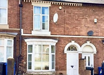 4 bed terraced house for sale in Gerard Street North, Derby, Derbyshire DE1