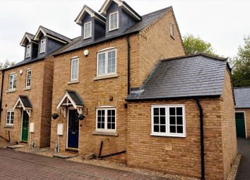 Thumbnail 4 bed detached house for sale in Muntjac Close, Peterborough