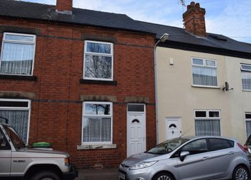 Thumbnail 3 bedroom terraced house to rent in St. Michaels Street, Sutton-In-Ashfield