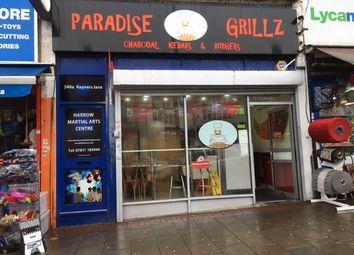 Thumbnail Restaurant/cafe for sale in Rayners Lane, Pinner