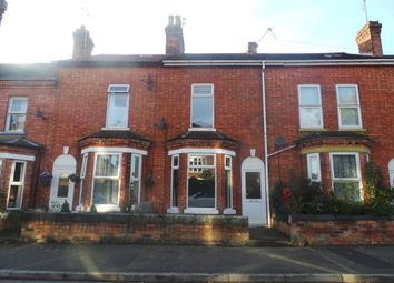 Thumbnail 2 bed terraced house to rent in Sandsfield Lane, Gainsborough
