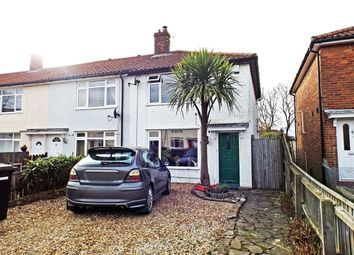 Thumbnail 2 bedroom end terrace house for sale in Supple Close, Norwich