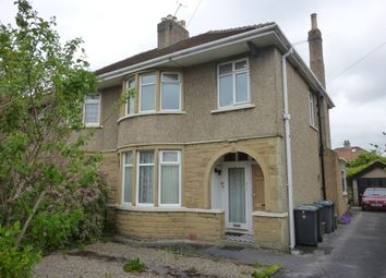 Thumbnail 1 bed flat to rent in Stuart Avenue, Bare Morecambe