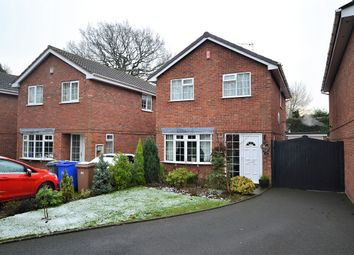 Thumbnail 3 bed detached house for sale in Girsby Close, Trentham, Stoke-On-Trent