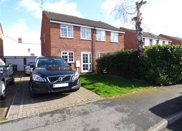 Thumbnail 3 bed semi-detached house for sale in Wincote Close, Kenilworth