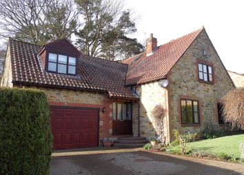 Thumbnail 4 bed detached house for sale in Witton Tower Gardens, Witton Le Wear, Bishop Auckland