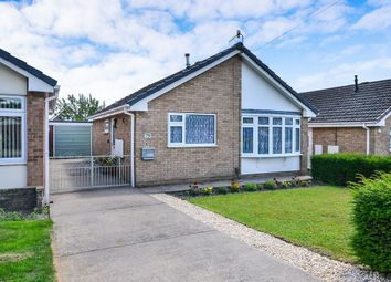 Thumbnail 2 bed bungalow for sale in Dunster Road, Newthorpe, Nottingham