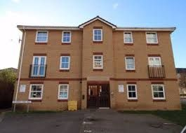 Thumbnail 1 bed flat to rent in 18 Henry Bird Way, Northampton