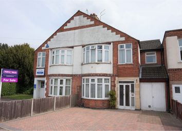 Thumbnail 4 bed semi-detached house for sale in Wigston Road, Leicester
