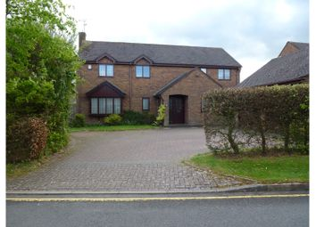 Thumbnail 5 bed detached house to rent in Poppyfield Court, Coventry