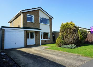 Thumbnail 3 bed detached house for sale in Prince Charles Avenue, Wragby