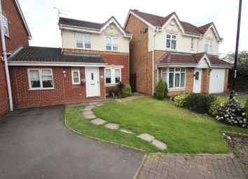 Thumbnail 3 bed link-detached house for sale in Wedgewood Close, Potters Green, Coventry