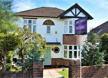 Thumbnail 4 bed detached house for sale in Birdwood Close, South Croydon
