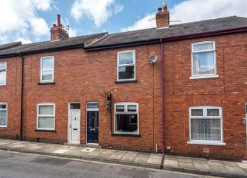 Thumbnail 3 bedroom terraced house for sale in Barlow Street, York