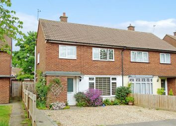 Thumbnail 3 bed semi-detached house for sale in Benbow Close, St.Albans